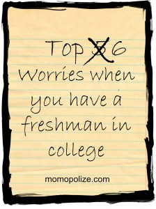Top 6 Worries
