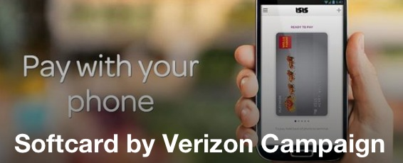 verizon softcard campaign banner