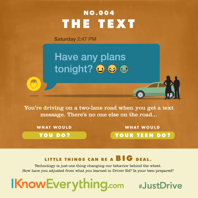 Teen Safe Driver Week Infographic 4